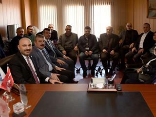 Kastamonu Belediye Başkanımız Sayın Tahsin BABAŞ ve kıymetli eşleri, Ak Parti İl Başkanı Sayın Doğan