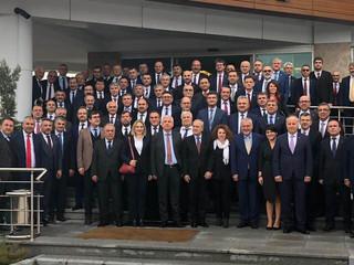 82. Başkanlar Kurulu Toplantısına Oda Başkanımız Yaşar ÖZDEMİR katılım sağlamıştır.