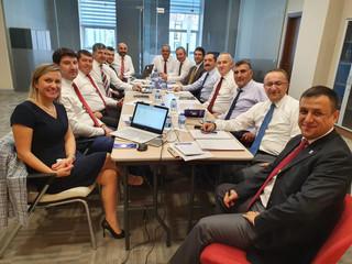 83. Oda Başkanları Toplantısından sonra sorunlarla ilgili çalıştay toplantısı