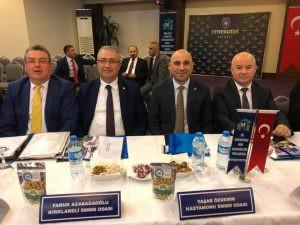 39. Karadeniz Odaları Platfrom Toplantısını Kocaeli Odası ev sahipliğinde Genel Başkanımız Sn. Masis