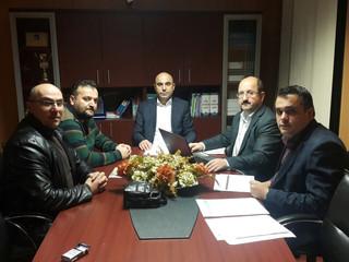 Aralık Ayı Yönetim Kurulu toplantımızı gerçekleştirdik.