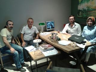 Stajyer komisyonu tarafından Firmalarda Staj yapan Stajyerlerimizin işyeri ziyareti ve denetimlerine
