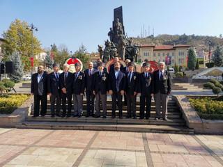 Oda Başkanımız Yaşar ÖZDEMİR Cumhuriyet Bayramı Törenine Katıldı