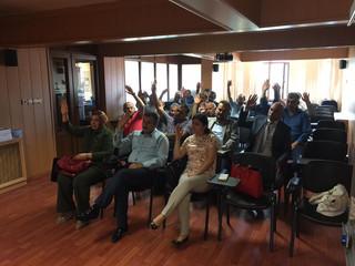 Kastamonu SMMM Odası olarak 1. Olağanüstü Genel Kurulumuzu gerçekleştirdik. Hayırlara vesile olur in