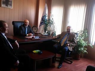 Kastamonu Milletvekilimiz Sayın Hakkı KÖYLÜ, Kastamonu Belediye Başkan Vekilimiz Sayın Eşref CAN, Ak