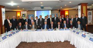 38. Karadeniz Odaları Platform Toplantısına katıldık.