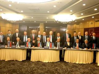 45. Karadeniz Odaları Platform Toplantısını Bolu SMMM Odası Başkanlığında yaptık. Bolu SMMM Odası Ba