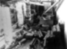 Antico laboratorio distrutto dalla guerra