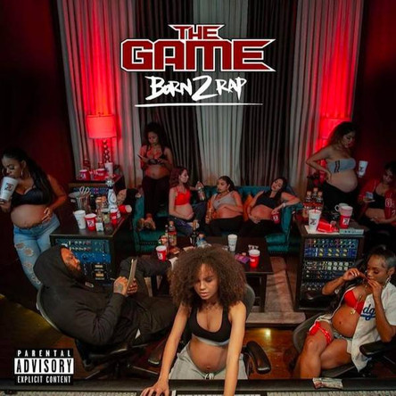"The Game's final statement: ""Born 2 Rap"""