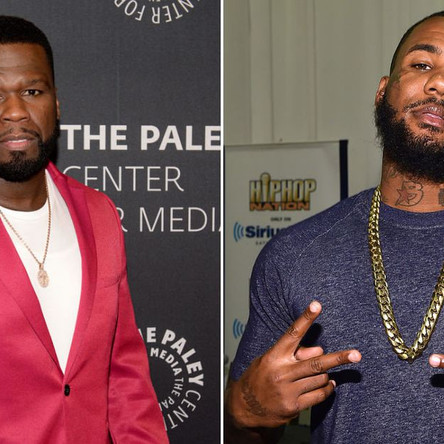 50 Cent is open to do a Verzuz battle with The Game!