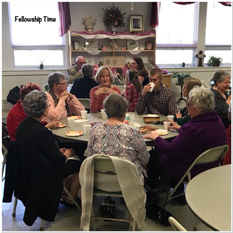 Fellowship Time Table