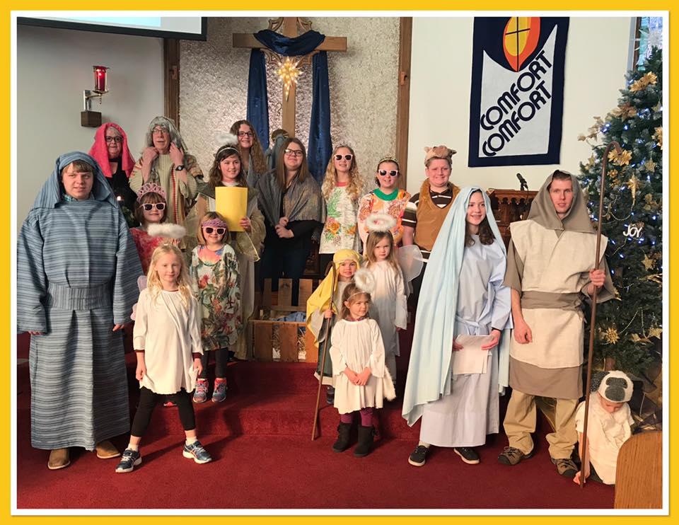 Zion 2018 Christmas Program