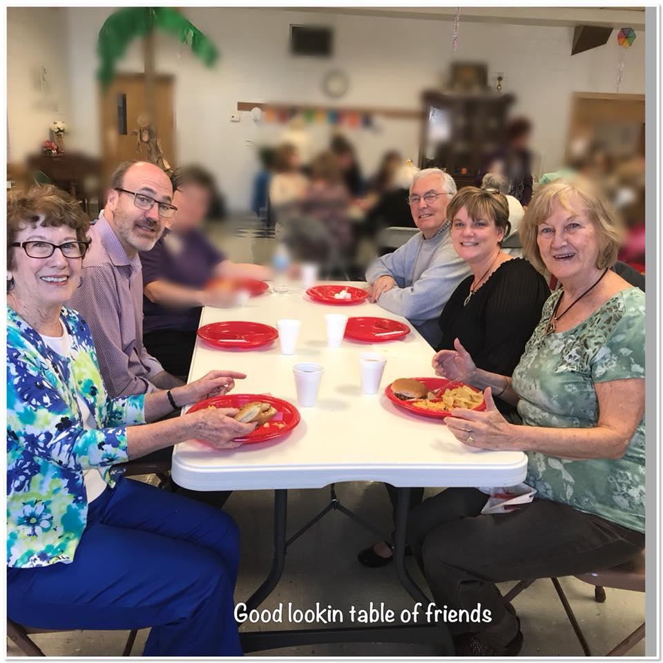 Lea Family and Patty Boeve Sloppy Joe Luncheon Apr 22 2018