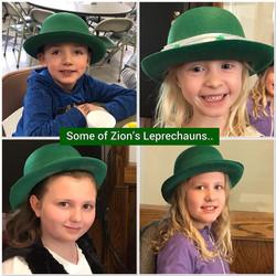 Zion Leprechauns