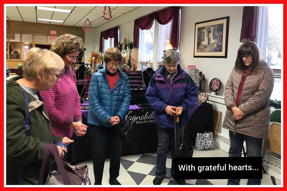 Grateful Hearts 2018