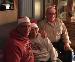 Friends Christmas Caroling '18