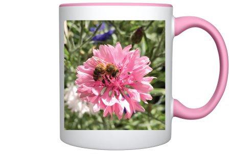Bee Mug (Pink)