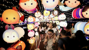 All aglow for the Mid-Autumn Festival