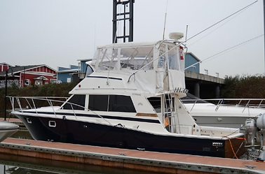 Check out this beautiful 1984 Bertram 38III Convertible. Boats or sale.