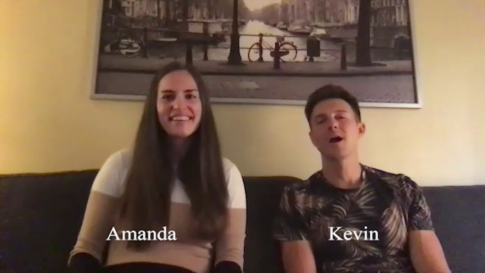 AMANDA & KEVIN