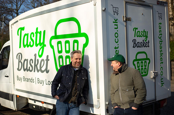 Tasty delivery service launches