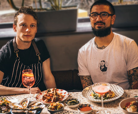 Chef to the stars adds Latin flavour to Edinburgh's New Town