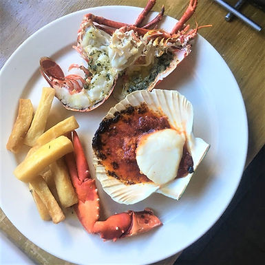 Seafood Feast at Home from The White Horse Oyster & Seafood Bar