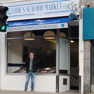 Eddie's Seafood Market North Pier Now Open!!!
