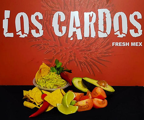 Fresh-Mex at Los Cardos