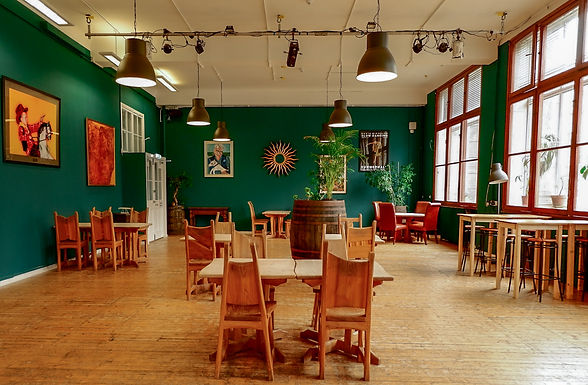 Summerhall reveals new Gallery Bar