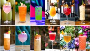 Edinburgh Cocktail Week announces 100 cocktails!