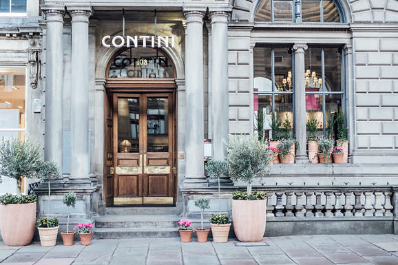 Heavy to heavenly: reinventing the Italian restaurant at Contini