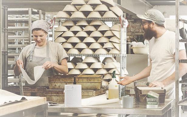 New premises for Company Bakery