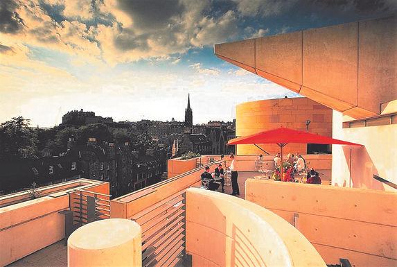 Last orders for Edinburgh's Tower Restaurant
