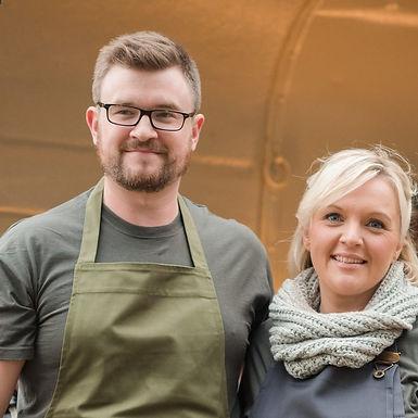 Edinburgh couple launch home delivery service