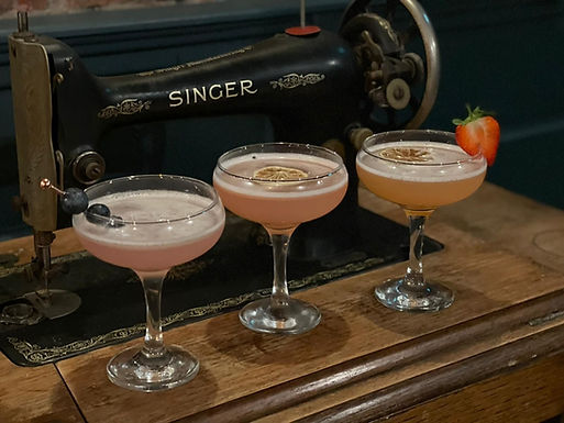 Haberdashery Bar, Dunfermline