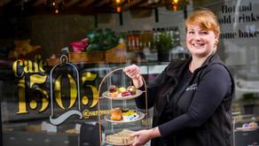 Sicilian treats at Café 1505