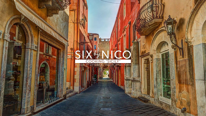 Six by Nico return to Sicily