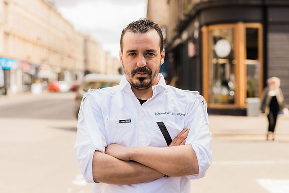 Spanish Michelin-starred chef Miguel Angel Mayor to launch Rioja in Glasgow