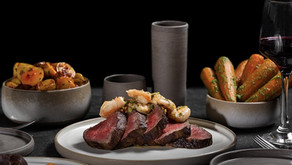 Surf & Turf for April from Chef Nico Simeone.