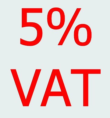 Vat cut to 5% for hospitality trade until January 2021