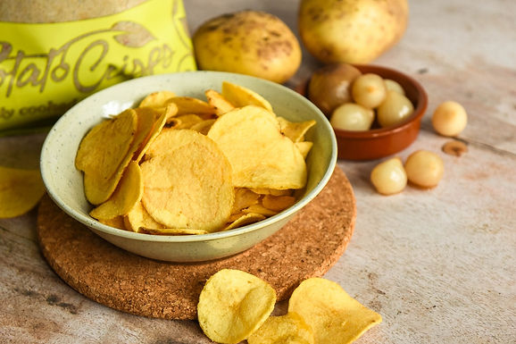 A Cult Classic: Pickled Onion revealed as Mackie's Crisps' latest flavour