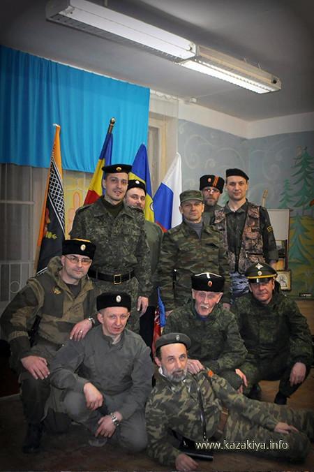 Уссурийские Казаки из Санкт-Петербурга
