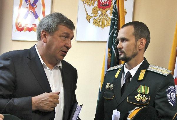 С Министром Регионразвития РФ