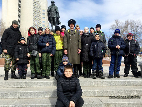 Боевая слава предков-Казаков