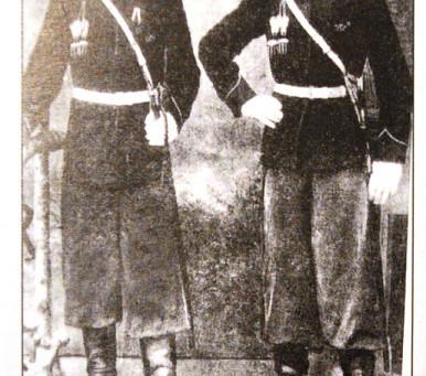 6 апреля – полковой праздник Лейб-Гвардии Сводно-казачьего полка