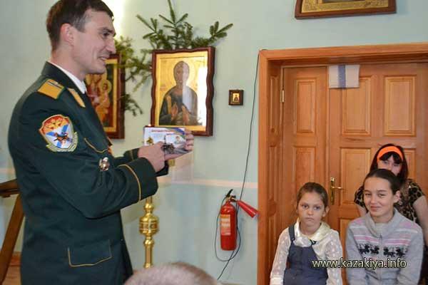 Наш город носит имя Казачьего Атамана Ерофея Павловича Хабарова