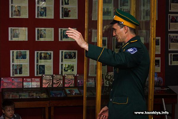рассказ об истории казачьей шашки