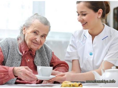 Казаки, поможем сёстрам милосердия создать для одиноких бабушек центр сестринского ухода