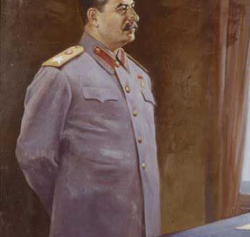 Как казаки на Сталина лампасы надели